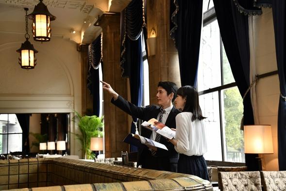 クラシックホテルで紐解く「謎解き宿泊プラン」〜天使からのメッセージ〜(朝食付き・禁煙)