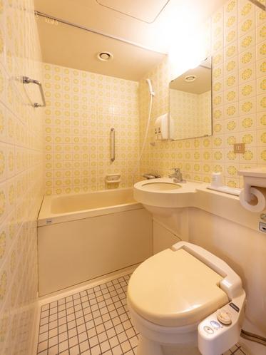 シングルデラックス バスルーム