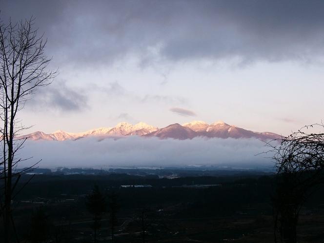 八ヶ岳雲海