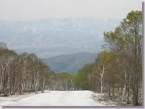 春山&スキー