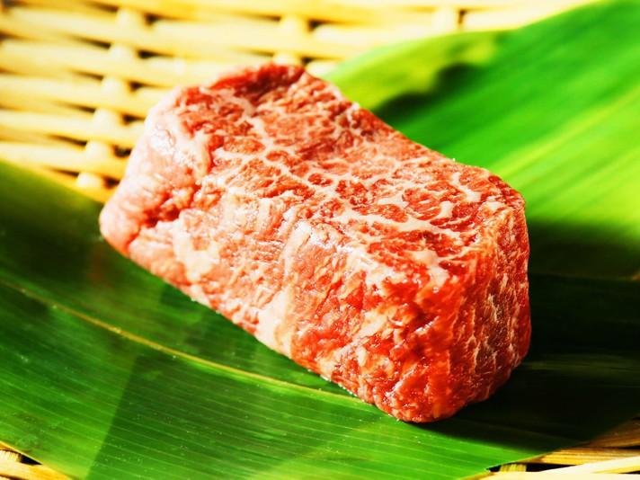 那須和牛 赤身肉。