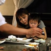 ■子供と食事