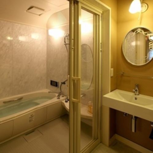 ツインルーム 部屋付バスルーム