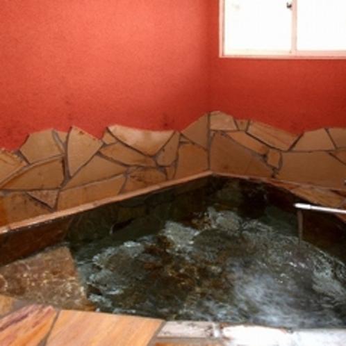 露天風呂付ツインルーム 内風呂