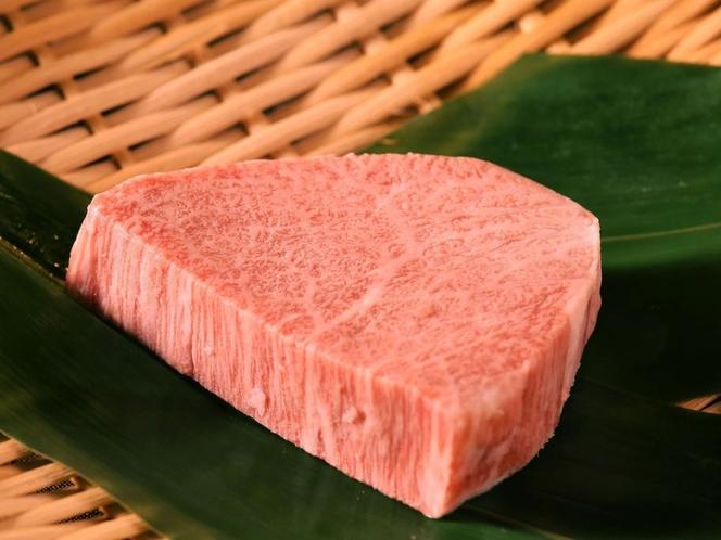 とちぎ和牛匠のヒレステーキ