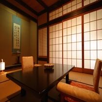 本館・桜の間客室