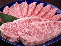 牛ステーキ