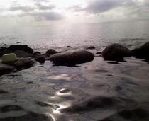 黒根岩露天風呂