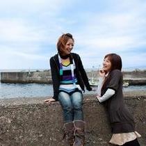北川温泉海岸