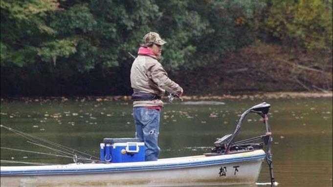【釣り人応援】お手軽夕食にお夜食付♪バッテリー充電無料で安心!釣り人応援宿泊プラン