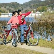 *サイクリングイメージ