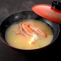 【自慢の逸品/特製蟹汁】蟹の旨みがたっぷりとけ出したおすすめび一品です※イメージ