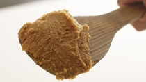 【地産地消/君津のみそ】君津の味噌を使用しております。※イメージ
