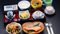 【地元食材満載/朝食】美味しい君津の朝食をテーマにご用意※イメージ