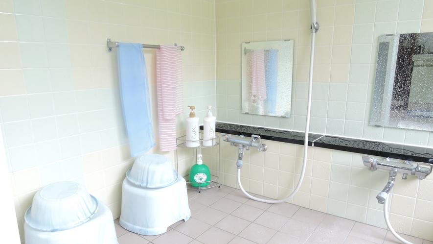 *お風呂/シャンプー・リンス・ボディーソープを完備しております。