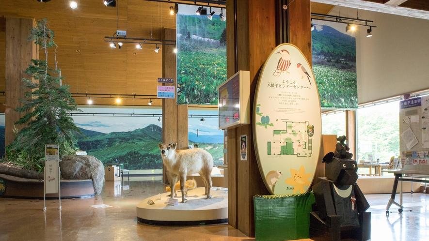 *【八幡平ビジターセンター】冬季休館ですのでご注意下さい