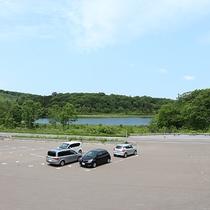 *【八幡平大沼】当館より車で約1分。高山植物の群生が見られ秋は紅葉が美しい
