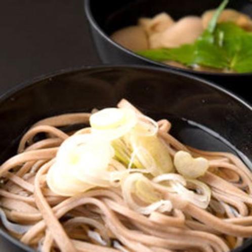 *お料理一例(手打ち蕎麦)