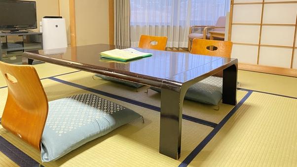 【本館】和室8畳/バス無し・トイレ付き【定員3名】