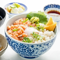 【ランチ】丼物<本館1F:軽食堂すばる(通年/冬季はゲレ食)>