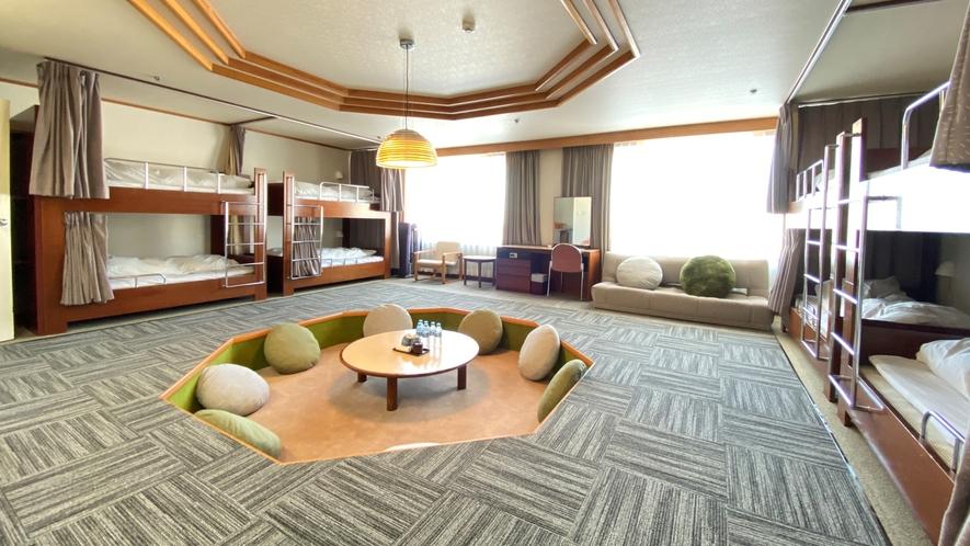 【グループルーム】限定2室。みんなでわいわいやるなら GBルーム。2室のみのため、早めにご予約を。