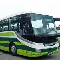 *【直行バスプラン】乗降車場所は「蒲田・新宿・練馬」からチョイス!首都圏からホテルまでつなぎます。