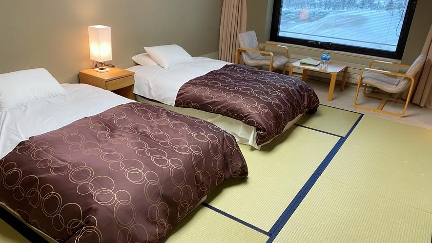 【東館】モダン和室/バス・トイレ付き【定員2名】