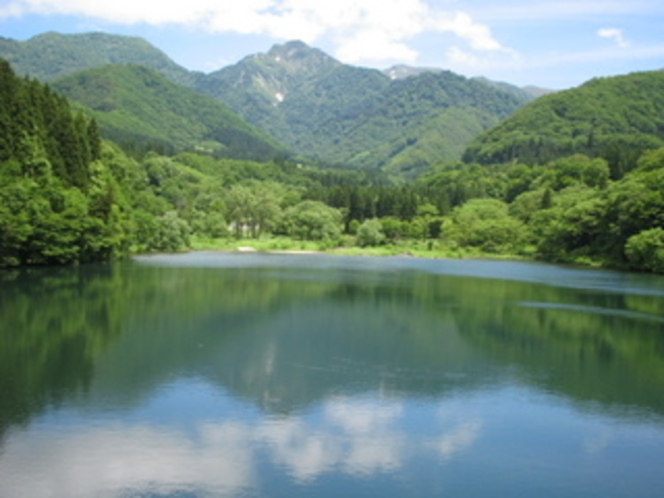 大源太湖・夏