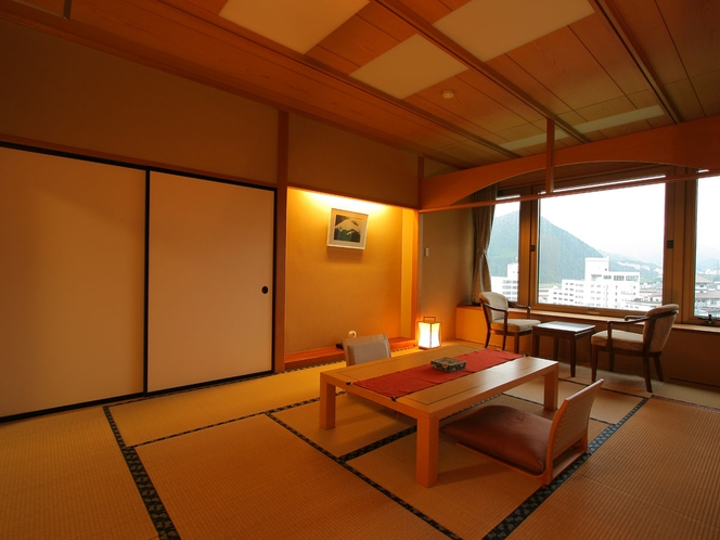 ひのき風呂付き特別室