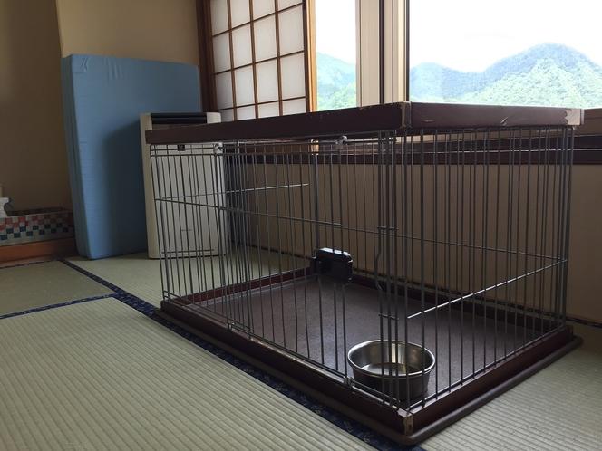 サークルケージ・マット・空気清浄機