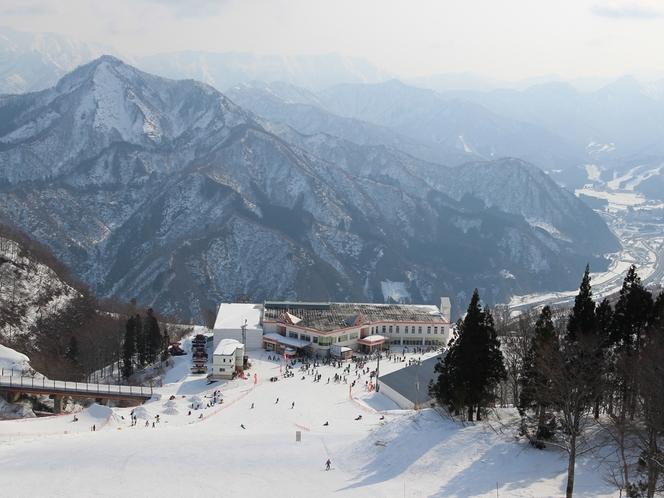 GALA湯沢スキー場