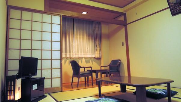 2階和室8畳【トイレ付/定員:1〜4名】