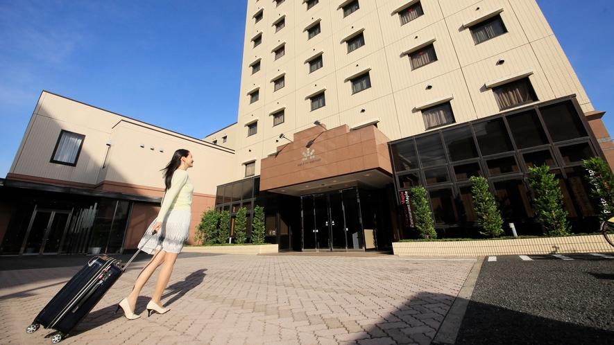 ホテル外観(イメージ写真)