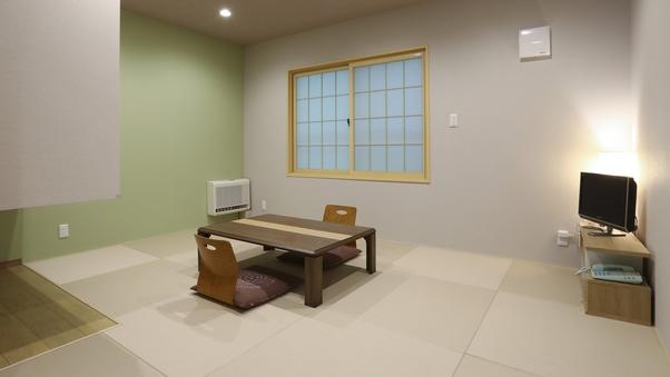 【2F琉球畳の和室・バスなし】2020年4月リニューアル