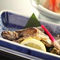 ■【懐石料理一品】岩魚