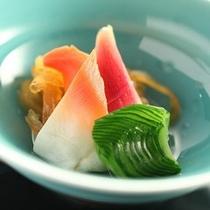 ■【懐石料理一品】酢の物