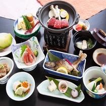 ■【特別プランお料理一例】このお料理で特別料金になっております。