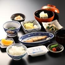 ■【朝食一例】しっかり食べて楽しい一日を!