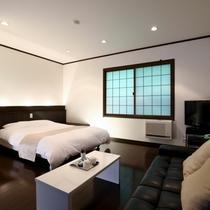 ■1室限定♪1F【ダブルベッドルーム8畳】