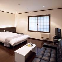 ■1F【ダブルベッドルーム8畳】