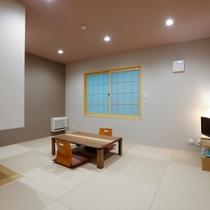 ■【琉球畳の和室・バスあり】客室一例