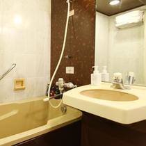 ■ツインデラックスルーム■バスルームは一般客室とは異なる内装