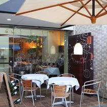 ■Ristorante Suoloエントランス■人気イタリアンでランチやディナーを。