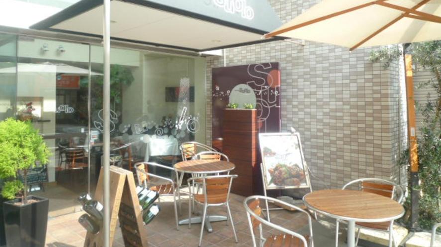 ■Ristorante Suolo■(HOTEL MIWA1階)