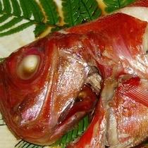 ★金目鯛の姿煮★