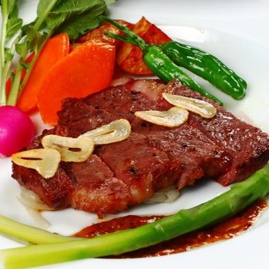 【グレードアップ】<A5ランク 信州牛ステーキ>でお肉料理 ワンランクUP♪優雅なひとときを・・・