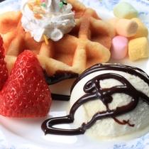 【夕食】幼児デザート