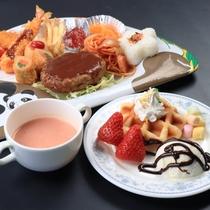 【夕食】幼児メニュー