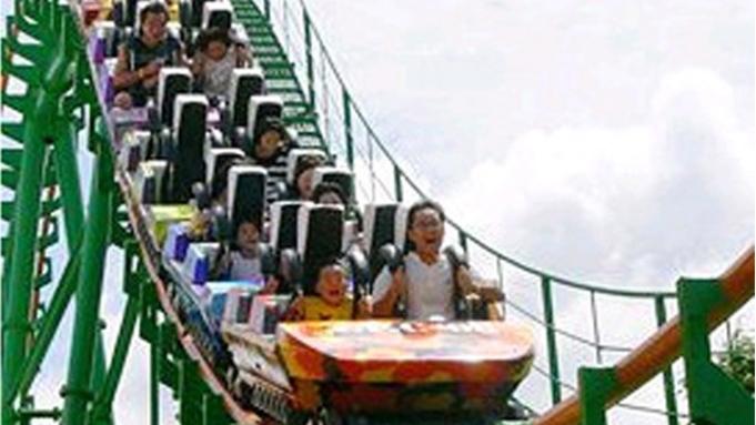 【本館】行楽シーズンのファミリー旅行におすすめ!ジョイフルパークフリーパス券付き宿泊プラン
