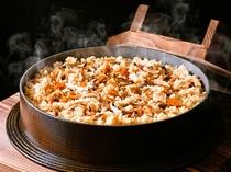 プレミアムビュッフェ 松茸のかまど飯(朝食)